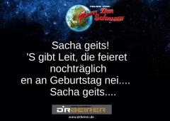 Sacha geits